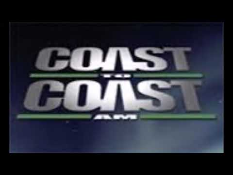 Coast to Coast AM 8/2004 w/ Barbara Simpson