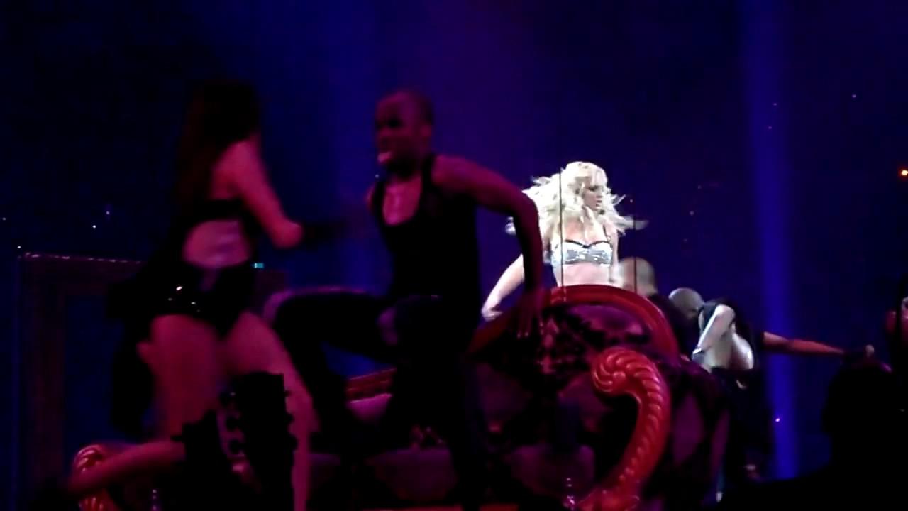Britney Spears - Get Naked [I Got A Plan] (week 2 choreo