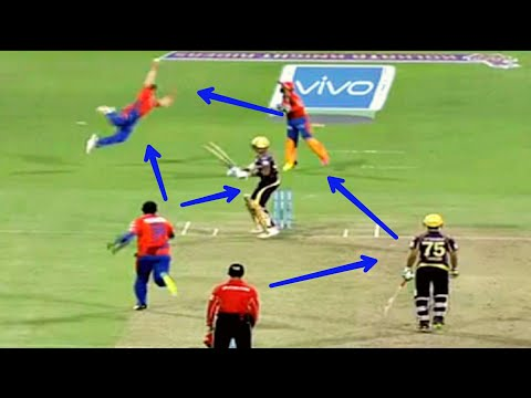 Top 10 Best Amazing Catches in Cricket History HD