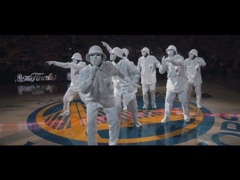 JABBAWOCKEEZ at NBA Finals 2016