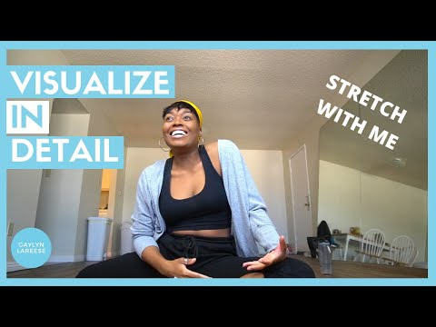 VISUALIZE IN DETAIL: How Visualizing Vividly and Journaling Helps Me Manifest My Future Self | SWM!
