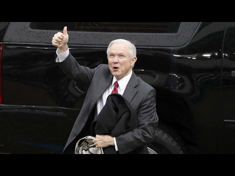 Did Jeff Sessions Foreshadow New Immigration Crackdown in a Memo Before Becoming Attorney General?