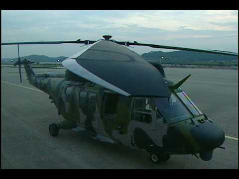 Korea Aerospace Industries (KAI) - Korea Utility Helicopter (KUH) Surion [480p]