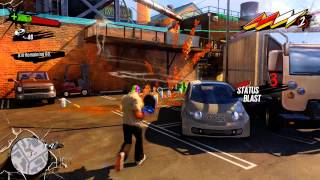 Sunset Overdrive - Amp it Up: Disembodied Voice Style Meter Tutorial (Stun Od & Dodge Roll Gameplay)