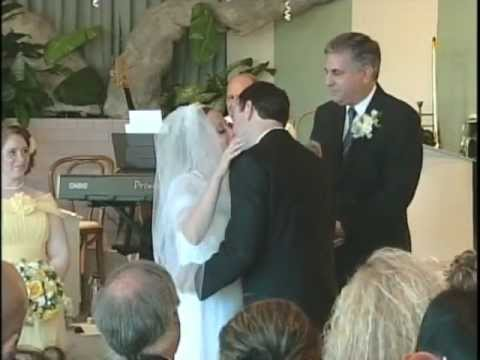 Cable 8 News Story I Love Lucy Wedding