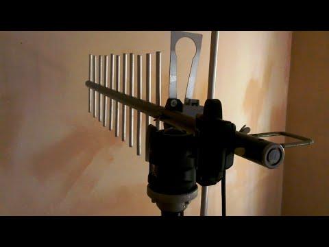Homemade DIY Long Range 700 MHz 13 Element Yagi Antenna 3G ...