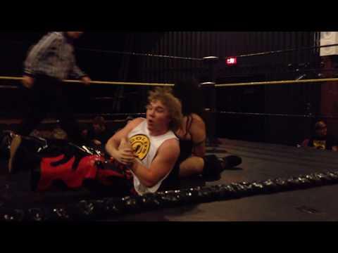 Top Talent Pro Wrestling (RCW) - Springbrook, Alberta November 25, 2017 1 of 2