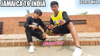 Download lagu Jamaica To India - Best Dance Video | Emiway Bantai X Chris Gayle (UNIVERSEBOSS) | ASquare Crew