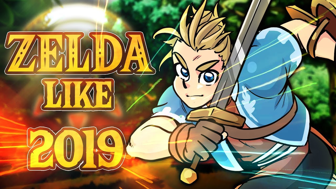 New Zelda Like Game Coming In 2019 Youtube