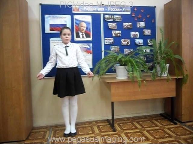 Изображение предпросмотра прочтения – ЕленаБагрова читает произведение «Синие листья» В.А.Осеевой