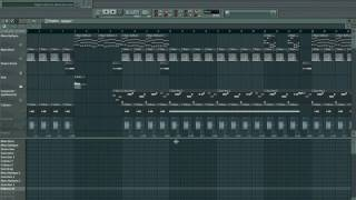 Rihanna - Rude Boy (FL Studio Remake)