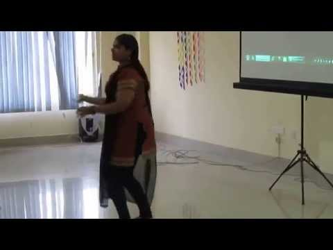 Adhiye da Nasha dance performance Tezpur University-Department Farewell (2012)