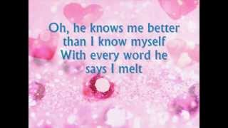china anne mcclain - my crush (lyrics on screen)
