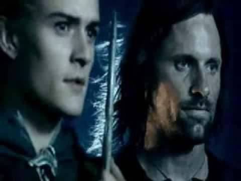 Cap. Amerinca, Hawkeye, Doc. Strange vs Aragorn, Legolas, Gandalf ...