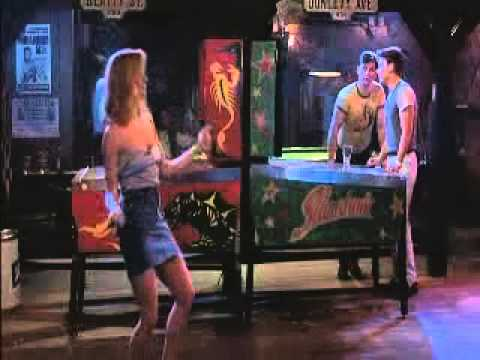 Jodie Foster The Accused Pool Table