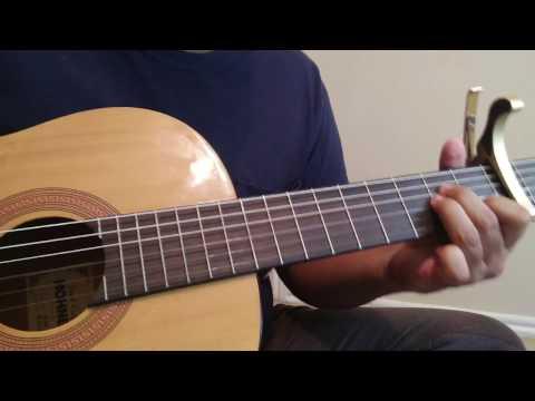 Kisi ki muskuharaton | Anari| Mukesh| Guitar lesson