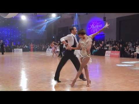 Samba  Professional Latin F Korea Open 2017