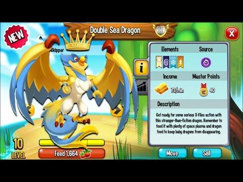 Dragon City - High Spirits Dragon | New Heroic Dragon in 2017