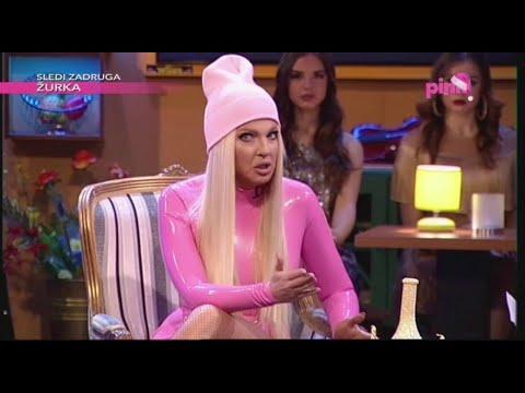 Jelena Karleuša o Kiji Kockar (Ami G Show S11)