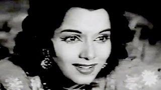 Kabhi Tum Khwab Mein Chupke Se - Shyama, Meena Kapoor, Gul Sanobar Song