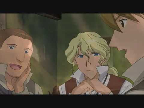 Les Misrables Shoujo Cosette Empty Chairs at Empty Tables
