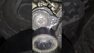 04 BMW x5 4.4L alternator replacement after 12.03 air cooled