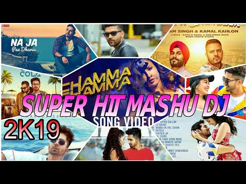 SUPER HIT 2019 Bollywood Dahamka Dance Mashup DJ SHASHI DHANBAD || DJ JAGAT RAJ ||DJ RAJU SK ||Part2