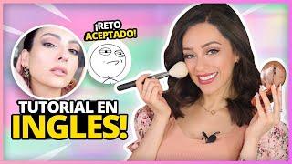 ANNA SARELLY ME RETO Y... RETO ACEPTADO! TUTORIAL EN INGLES (CON SUBTITULOS)