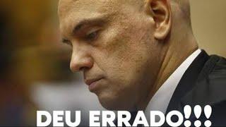 Laudo da PF inocenta Bolsonaristas e frusta planos de Alexandre de Moraes