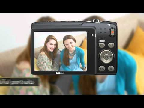Nikon COOLPIX S3100 EU English