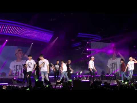 [FANCAM] 160624 GOT7 Fly in Singapore - Fly 플라이 Remix