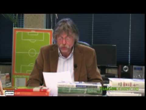 Johan Derksen leest scheldmail voor (Beste Johan)