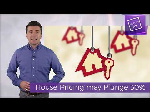 Could House Prices Drop By 30%?! Property Box News Ep. 83 - | Property Box