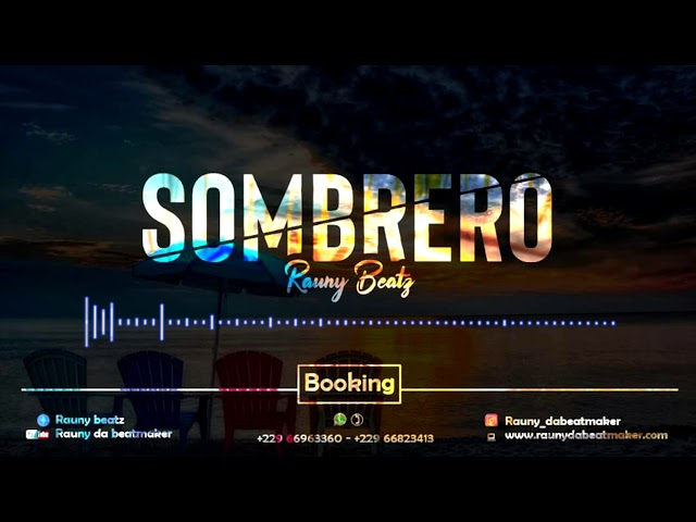 [FREE] SOMBRERO Salsa Trap beat 2019  / Instrumental by Rauny Beatz