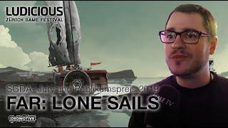Game TV Schweiz - SGDA SIEGER | FAR: LONE SAILS VON OKOMOTIVE