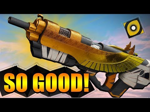 This Trials Exotic IS so Good!!! | Destiny 2 Vigilance Wing Exotic!