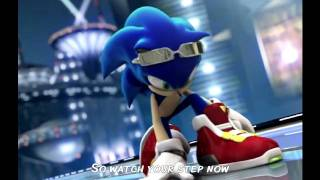 Repeat youtube video Sonic: His World (Zebrahead Ver.) [With Lyrics]