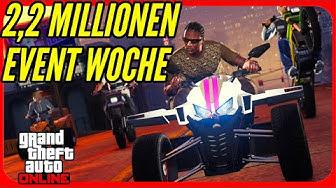 GTA 5 Online Event Woche: Casino Rad Auto, doppelt Geld, Rabatte & mehr