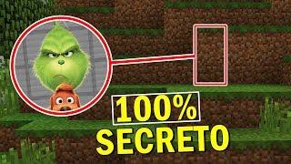 ENCONTRAMOS A BASE 100% SECRETA DO GRINCH NO MINECRAFT!!