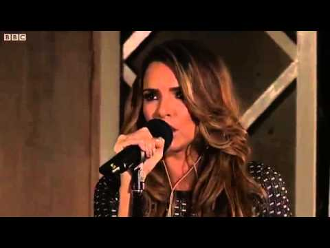 Girls Aloud - Love Machine (BBC Radio 1 Live Lounge 14.12.12)