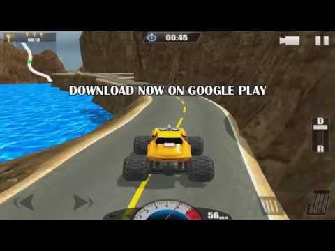 Off Road Hill Truck Madness - Gameplay Video