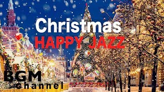 ❄️Happy Christmas Music - Relaxing Christmas Jazz Music - Christmas Playlist