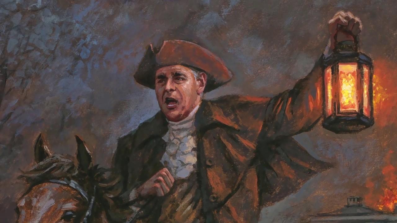 Paul Revere Portrait