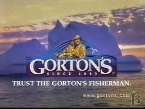 Gorton's Fish Commercial 1998