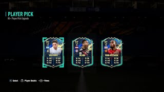 200 TOTS PLAYER PICK PACKS!!! FIFA 21