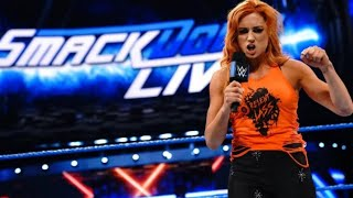 WWE Veteran On The Possibility Of Becky Lynch Going To SmackDown