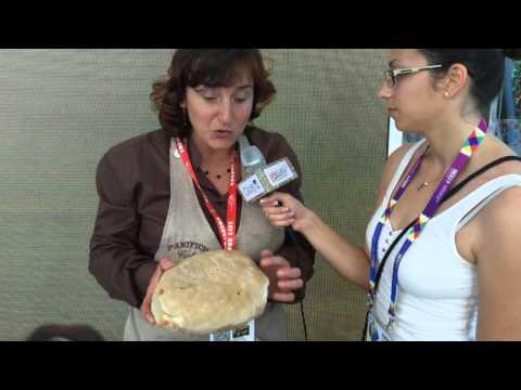Il pane di Cuti ad Expo2015: sostenibilità e bontà