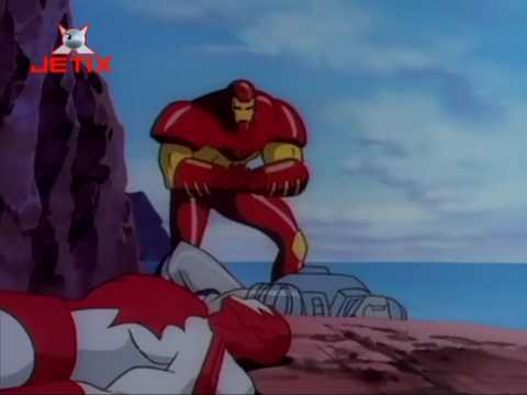 Iron Man Tas Español España Capitulo 22 12