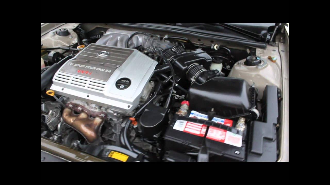 1999 Lexus Es300 Coach Edition For