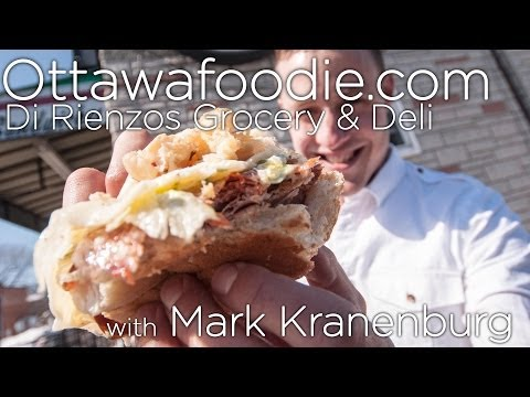 Ottawa Foodie TV - Di Rienzo - Salt of the earth.